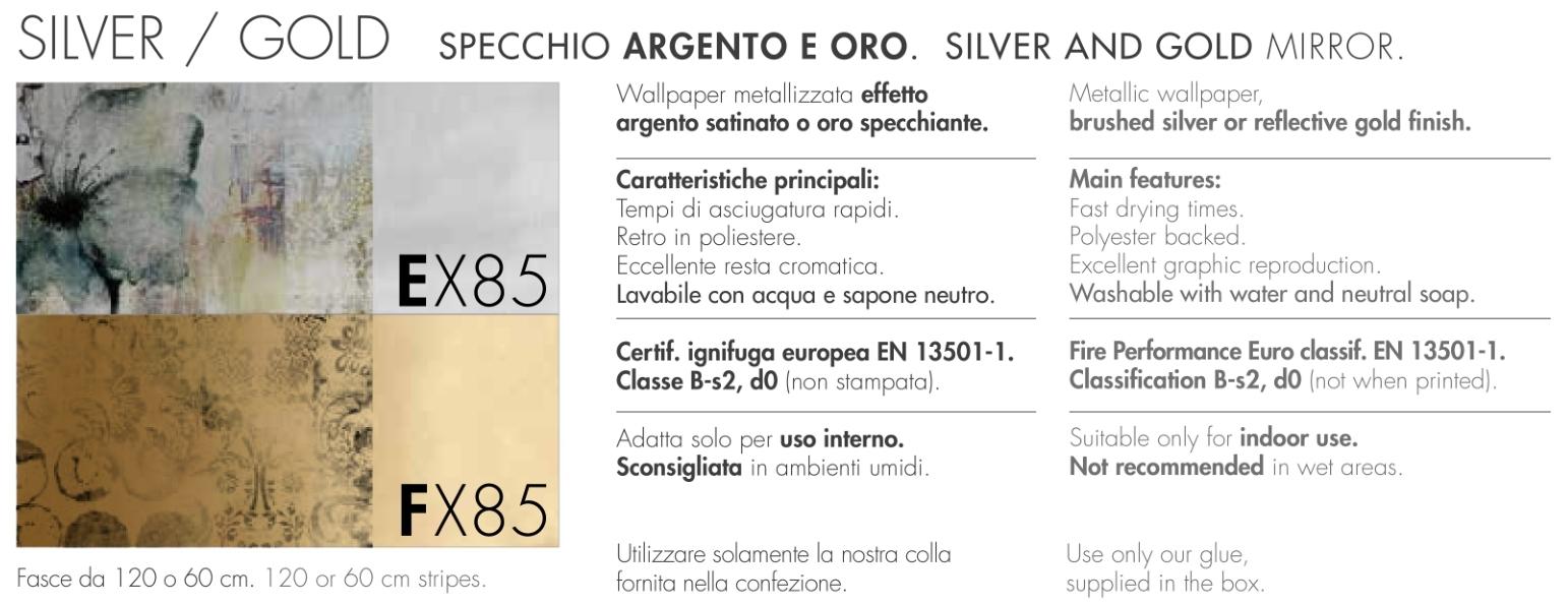 Adriani E Rossi Carta Da Parati carta da parati gold adriani & rossi