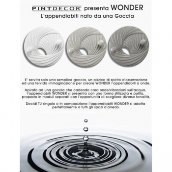 Appendiabiti WONDER P5038 PINTDECOR