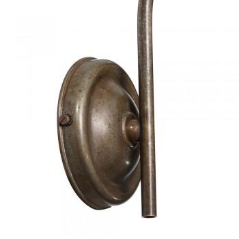 Applique curva in ceramica ANITA 061.19.OC IL FANALE