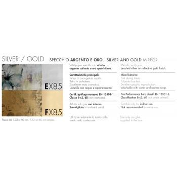 CARTA DA PARATI GOLD ADRIANI & ROSSI