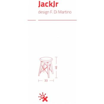 Sgabello JACKJR COLICO